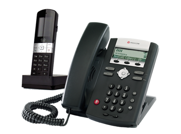 Hosted PBX Phone Service with Free Phone & Free Installation